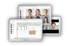 Video Conferencing and Screen Sharing